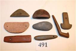 8 Assorted Reproduction Artifacts