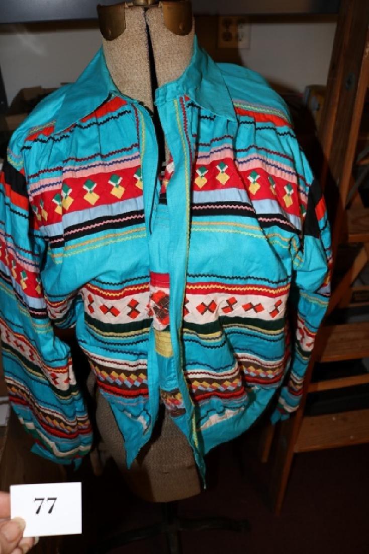Seminole Ladies Ribbon Wear Jacket