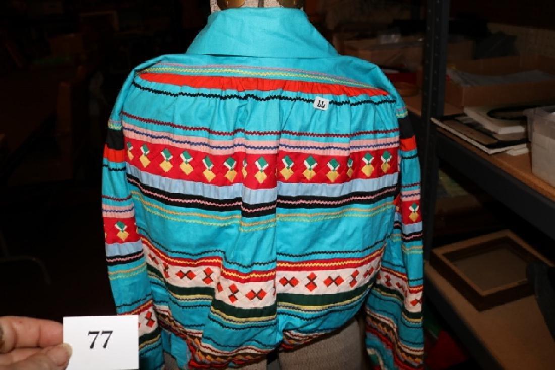 Seminole Ladies Ribbon Wear Jacket - 2