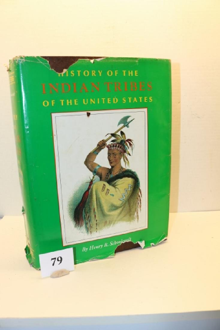 History of the Indian Tribes of U.S.