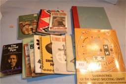 Books: 12 small paperback books