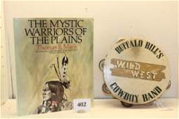 Book Paperback Mystic Warriors of the Plains