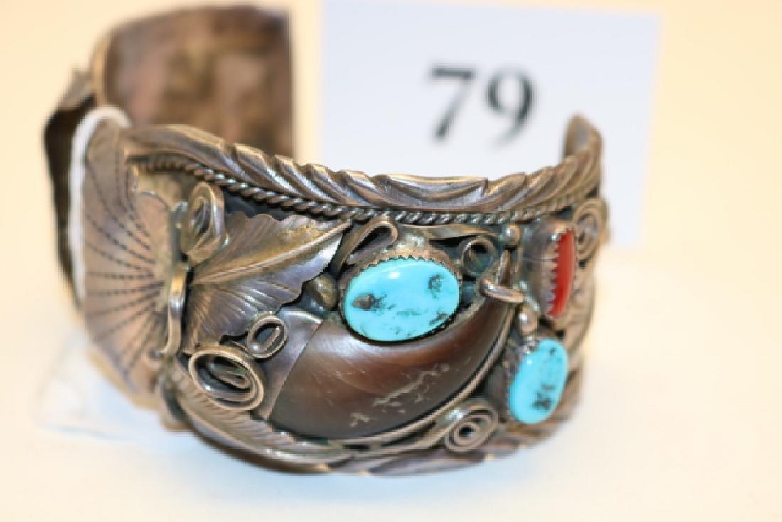 Sterling Silver Watch Bracelet - 2