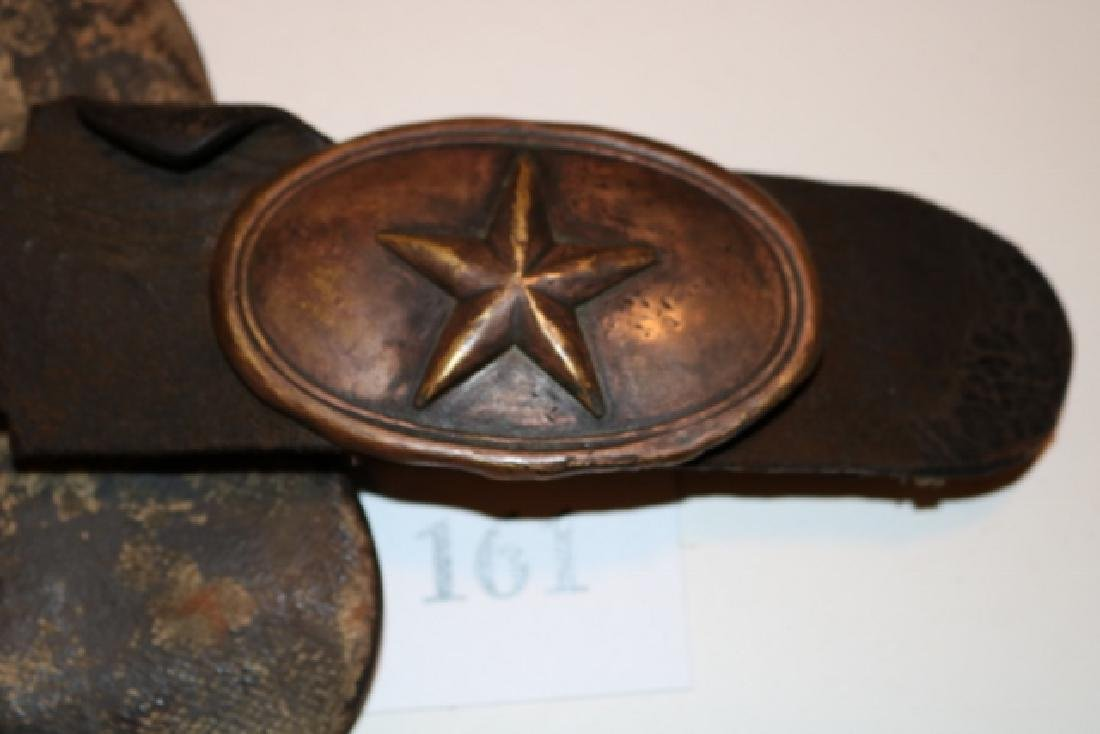 "43 1/2"" Belt with Leather Pouch - 2"