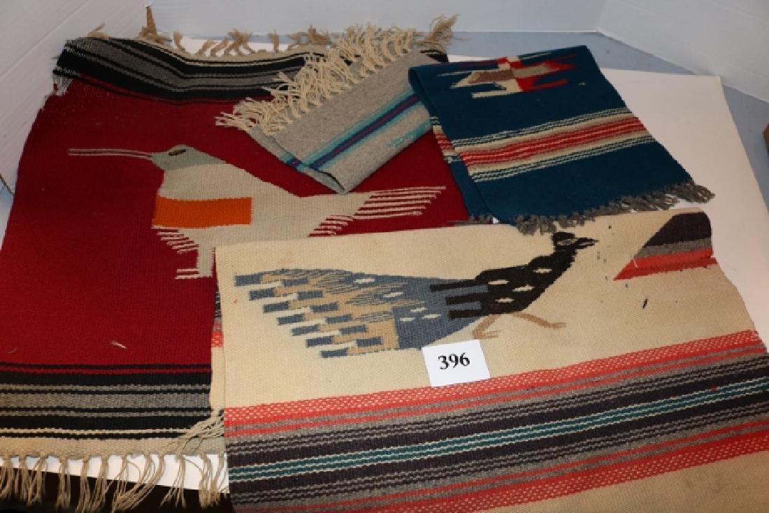 Mexican Road Runner Weaving