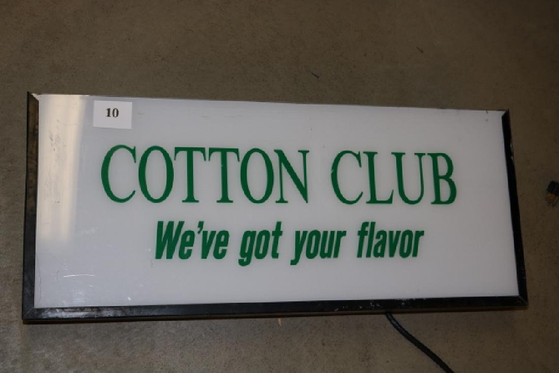 Cotton Club - 2