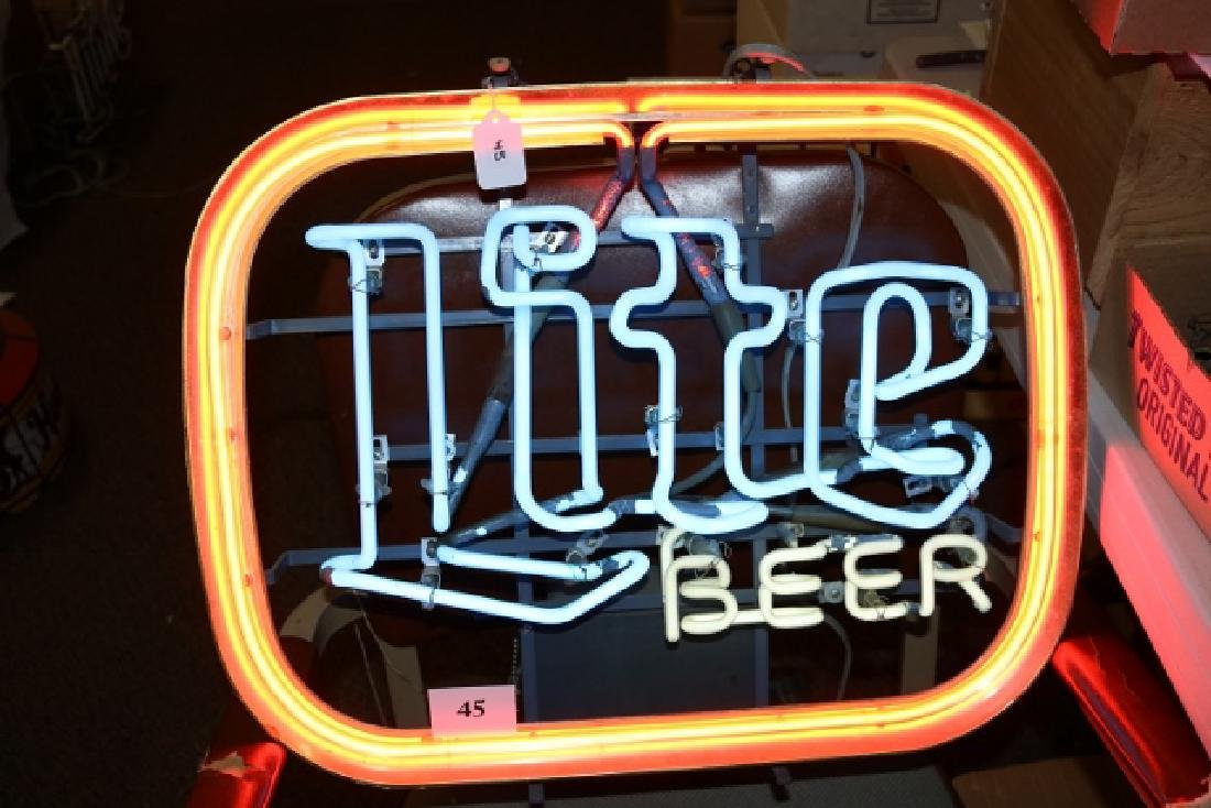 Lite Beer Neon Light - WILL NOT SHIP - 3