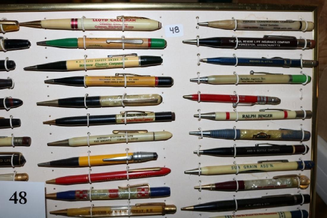 Pencils on Board - 2