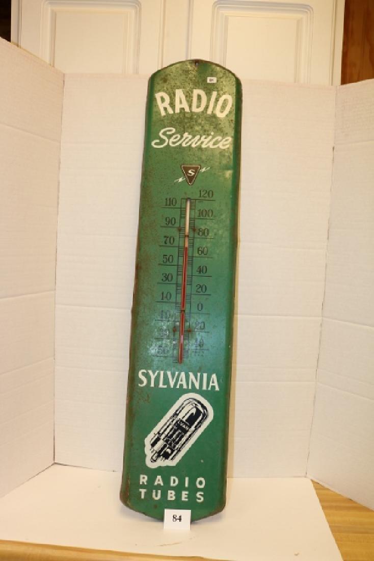 Sylvania Radio Service Therm. - 2