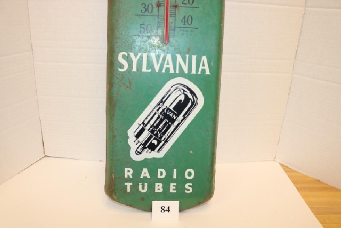 Sylvania Radio Service Therm. - 3