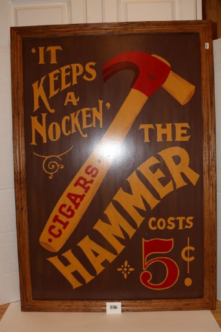 The Hammer Cigars