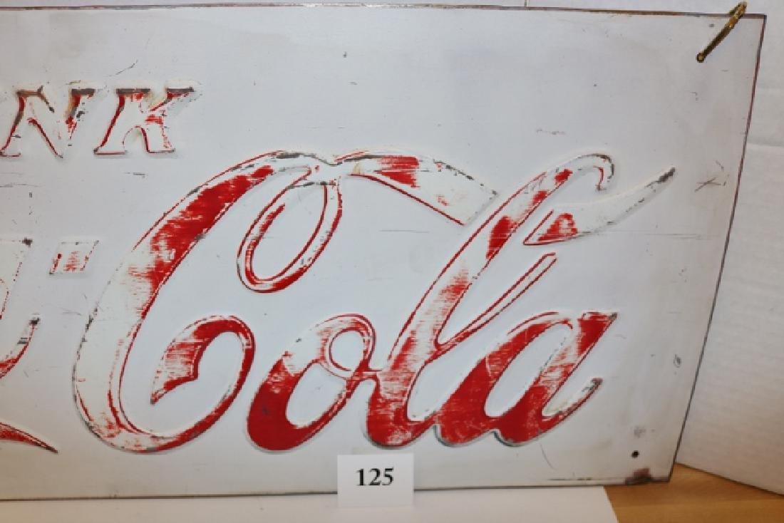 Coca Cola Sign - 2