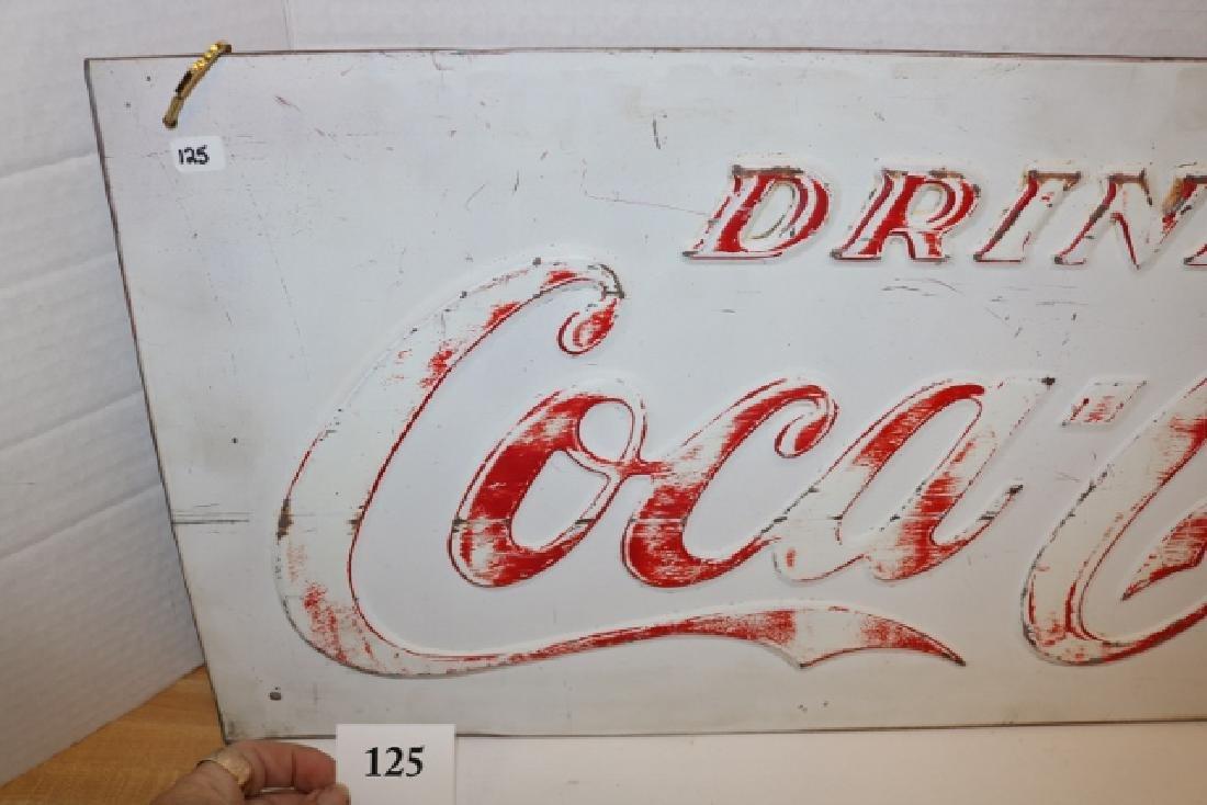 Coca Cola Sign - 3