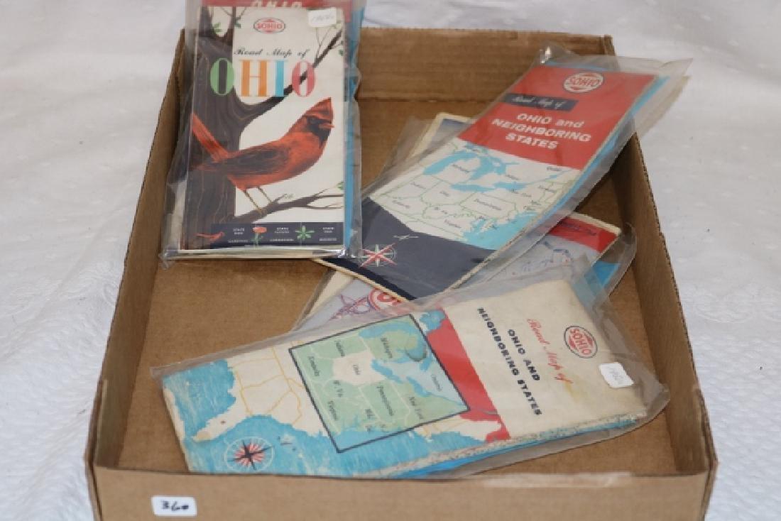 Assorted Sohio Maps