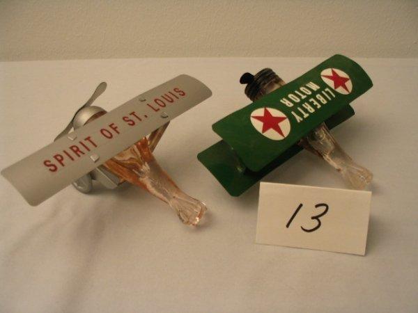 """13: (2pcs)Airplane - """"Spirit of St. Louis"""""""