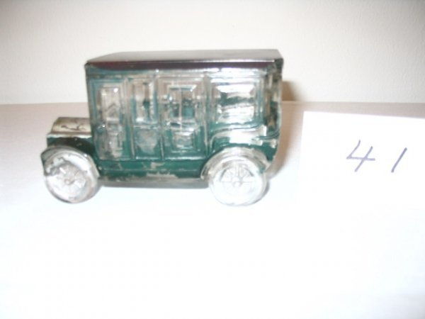 "41: Automobile - ""West Bros Co Four"