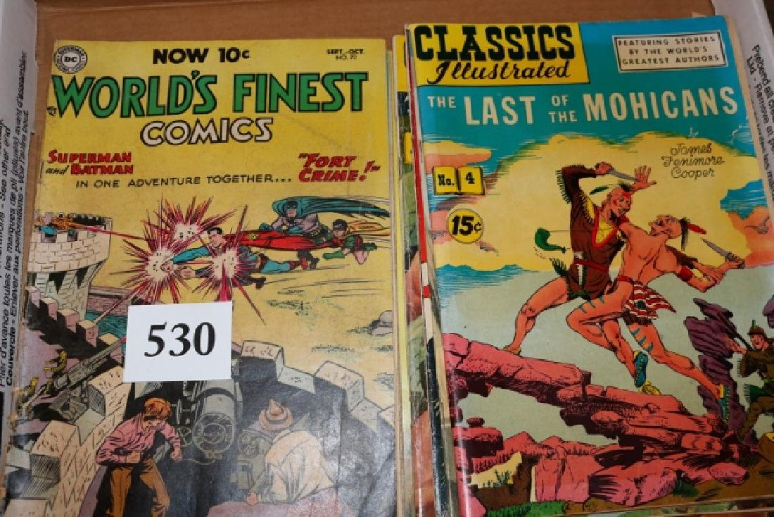 13 Comic Books on West and Indians - 3