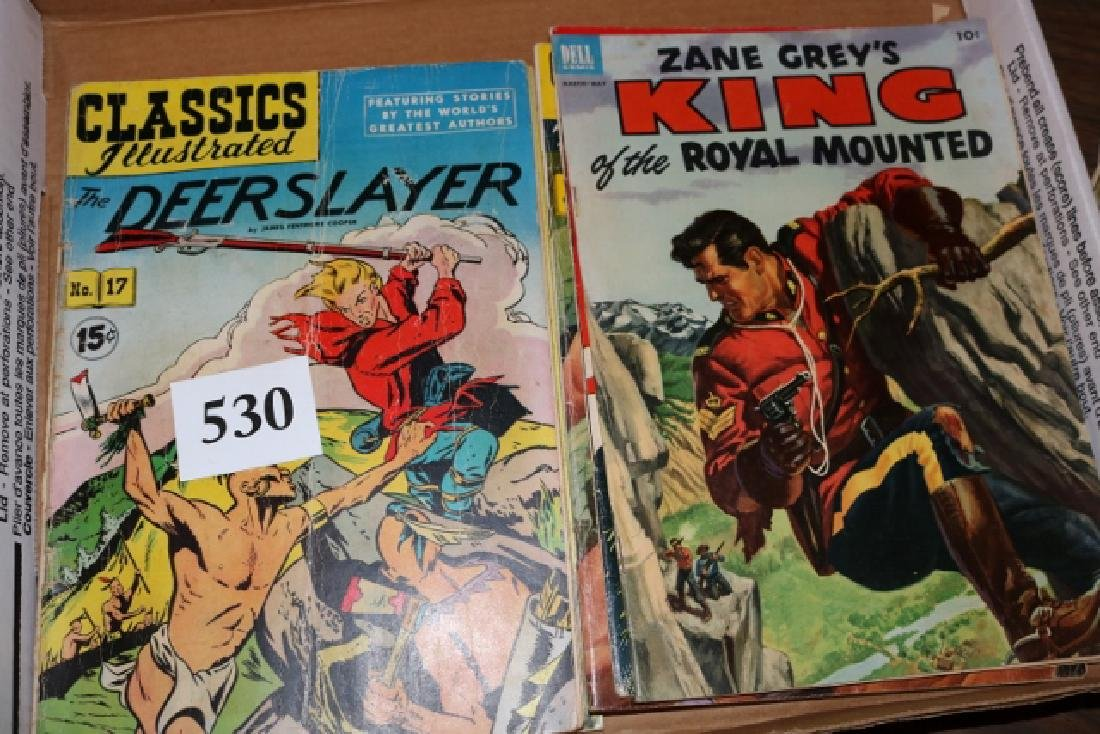13 Comic Books on West and Indians - 4