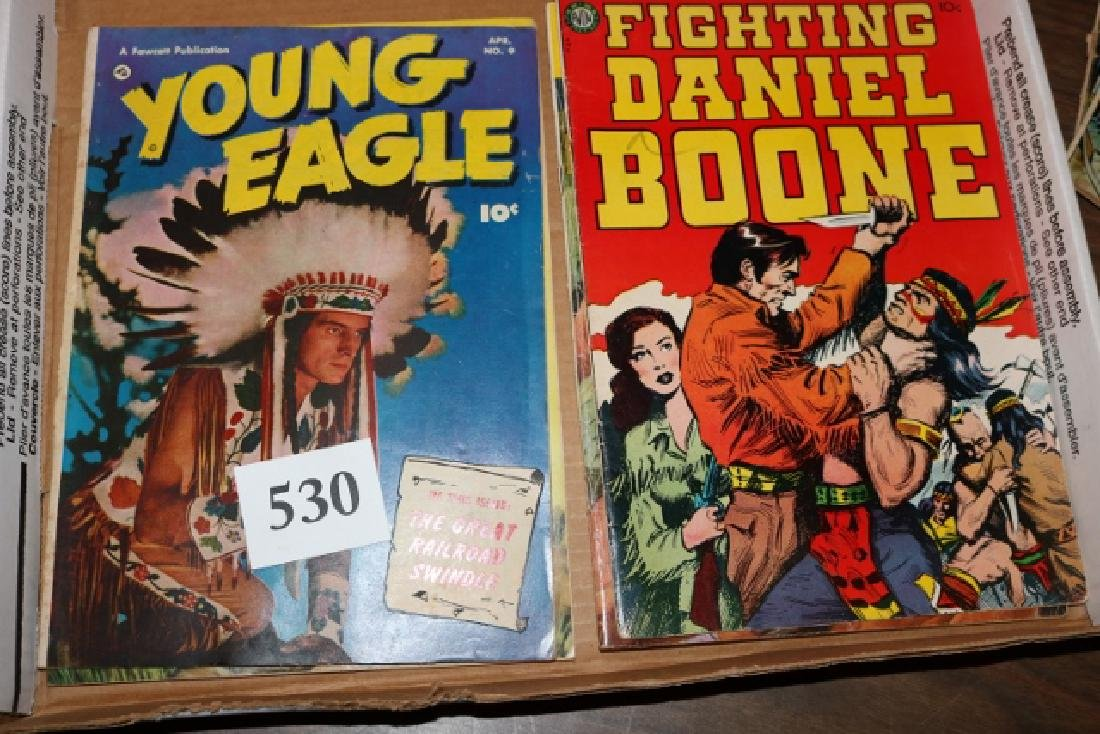 13 Comic Books on West and Indians - 5