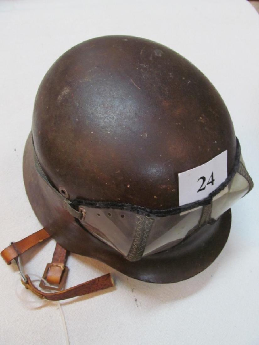 German Model 1935 Steel Helmet