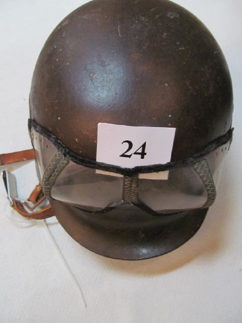 German Model 1935 Steel Helmet - 2