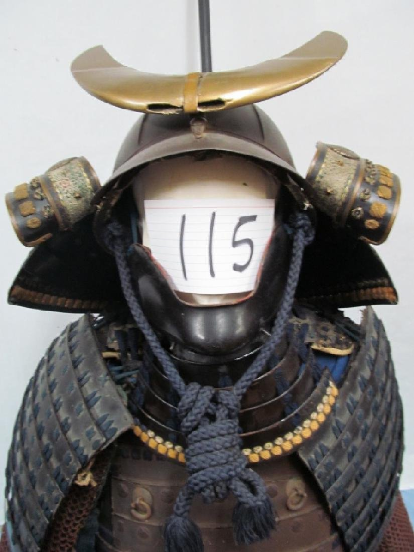 Late 1800's to Early 1900's Samurai Suit - 2