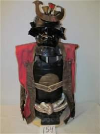 Top Half of Samurai Suit of Armor