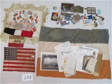 Job Lot: Flags of Nations at War