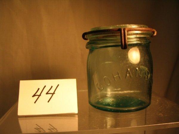 44: Cohansey 1/2 pint Jar