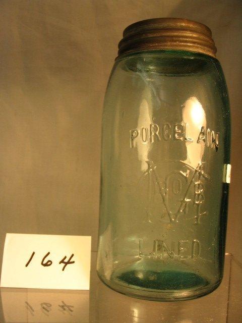 164: Ball Bros.Fruit Jar