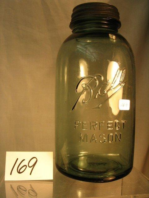 169: Ball Perfect Mason Fruit Jar