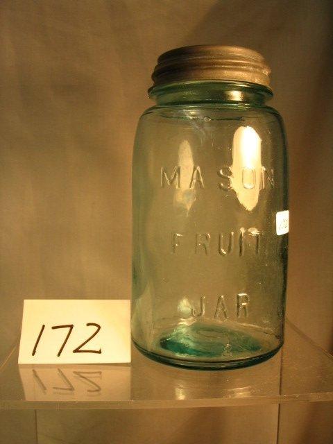 172: Mason's Fruit Jar