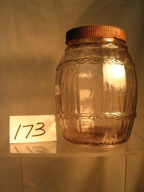 """173: 5 3/4"""" Barrel Jar"""