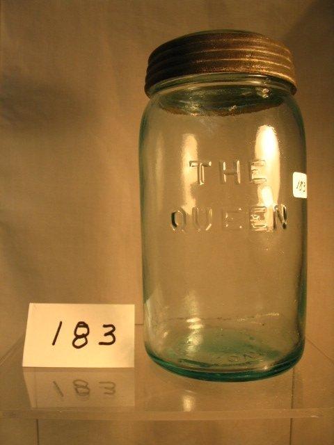 183: The Queen Fruit Jar
