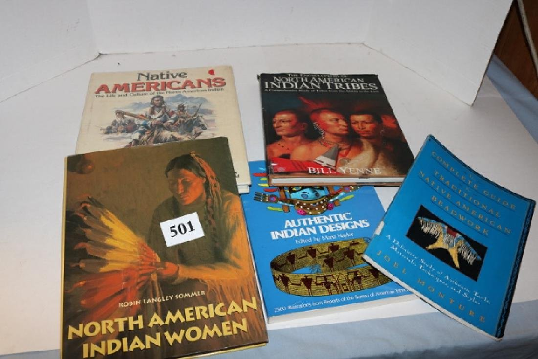 Books: The North American Indians