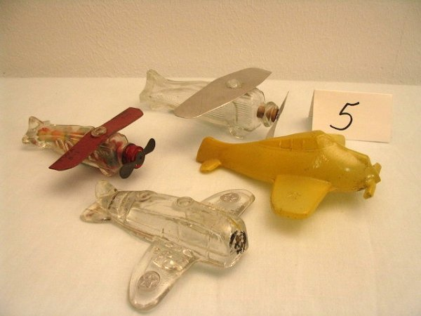 5: (4pcs)Airplane