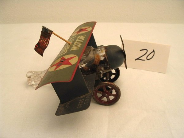 "20: Airplane ""Liberty Motor"""