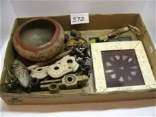 572: Job lot of Misc. Souvenir items