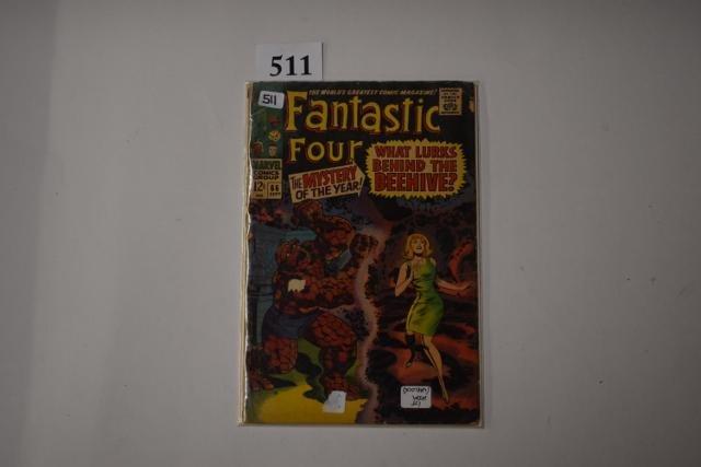 Fantastic Four (First HIM) (Warlock)