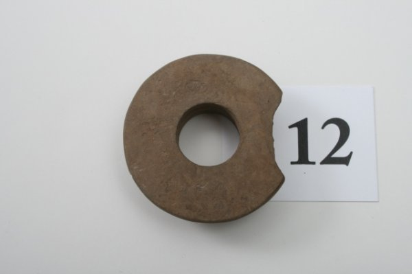 12: Spiro/Temple Mound Pulley Earspool
