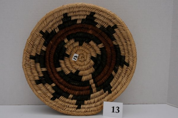 13: Navajo Tray