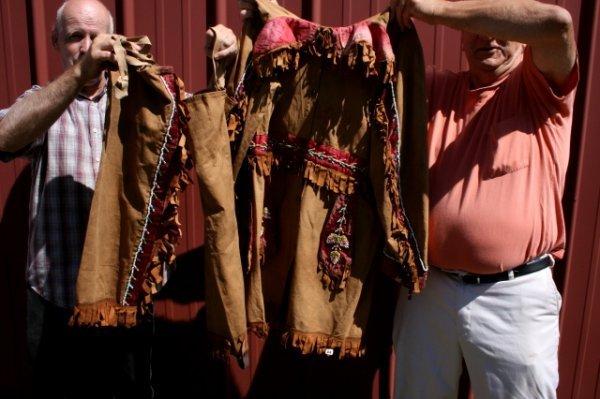 22: Wild West Costume