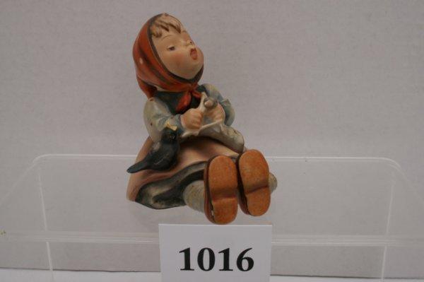 1016: Hummel Happy Pastime