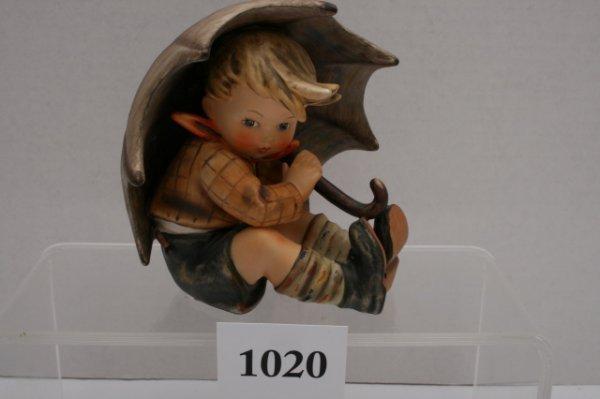 1020: Hummel Umbrella Boy