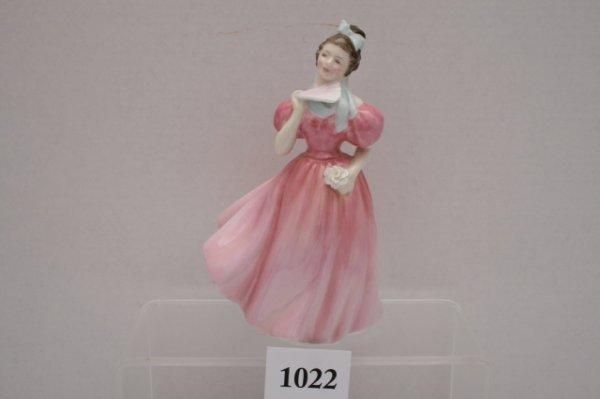 1022: Royal Doulton Camellia