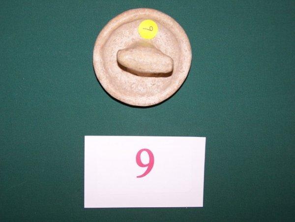 9: Wide Pottery Trowel