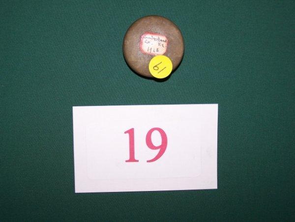 19: Quartz Game Stone