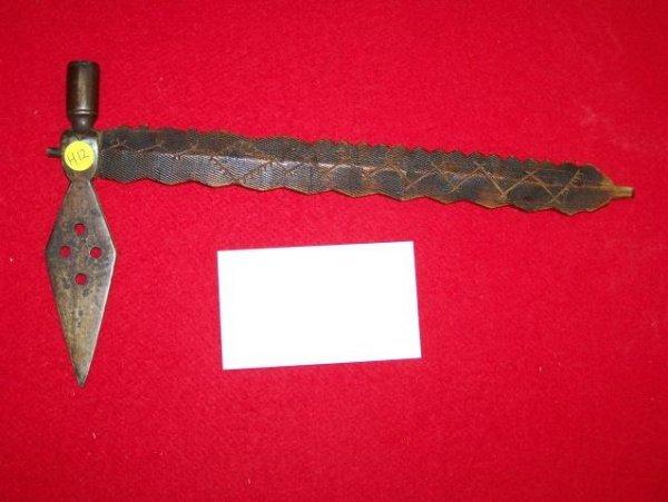 338L: Pipe Tomahawk
