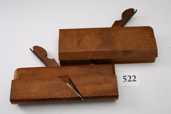 522: Pair of #8 Rounds/Hollows