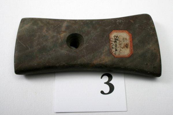 3: Bi-Concave Pendant